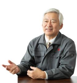 代表取締役社長 鈴木和人